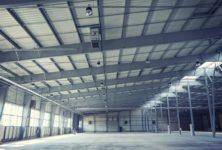 Realizacja inwestycji: hala produkcyjna DEFRO