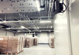 Realizacja inwestycji: fabryka czekolady Pomorskie Praliny