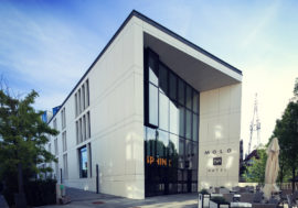 Realizacja inwestycji: Hotel Molo