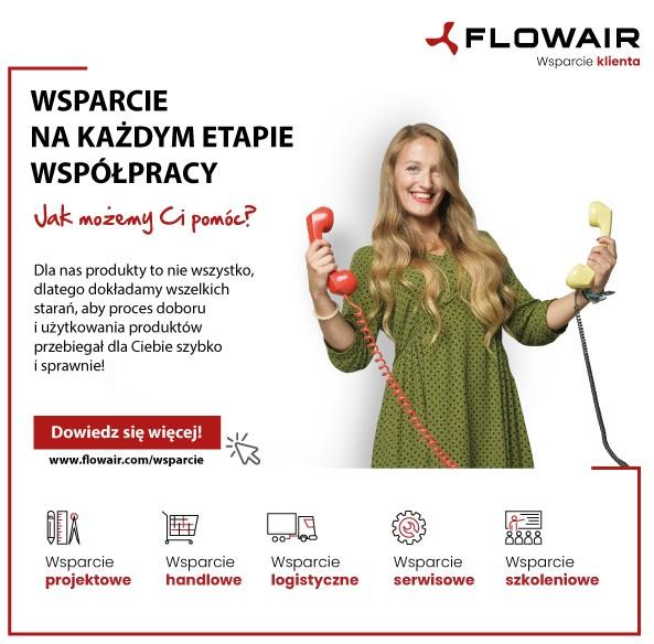 Wsparcie FLOWAIR