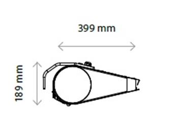 najwęższa kurtyna powietrzna na rynku
